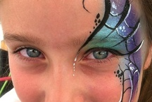 Face Painting / by Jilly Pop Sparkle
