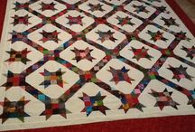 Design Wall Sunday / This board is to share what is on our quilting design walls (or floors).  Each Sunday we will post what we are working on, if anything.