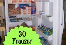 Freezer / by Erika Wilson