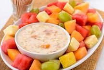 {Healthy Snacks} / Healthy snacks to keep you full of energy all day long!