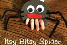 {Halloween} / Spooky, cute and fun crafts, recipes and more!  Boo!