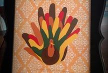 {Thanksgiving} / Recipes, decor, DIY, and kid's activities for a wonderful family activity filled day of thanks!