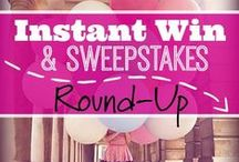 Sweepstakes / Hip2Save rounds up some of the best sweepstakes available online. Here's your chance to win some fabulous prizes.  / by Collin Morgan @Hip2Save