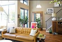Loft Living / There's just something about lofts that I adore!  / by AKA DESIGN