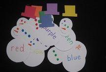 Preschool - Winter Theme / Pre-K