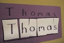 Preschool Theme - Name Recognition / Name Recognition