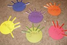 Preschool Theme - Color Recognition / Colors