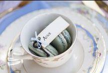 Alice in Wonderland Theme wedding / Eclectic wedding decor