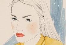 DESIGN   illustration / by Nina Hans