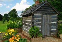 Garden Sheds. Potting Sheds. Greenhouses.