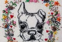 beadwork and embroidery