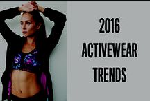 2016 Activewear Trends / Trends we love, from printed leggings to bold colors. We're excited to hit the gym this year!  / by searsStyle