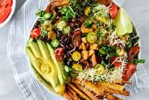 Wholesome meals / Largely grain-free, all gluten-free and meat-free meals for a balanced and healthy vegetarian diet. / by Your Healthy Place Holistic Health Coaching