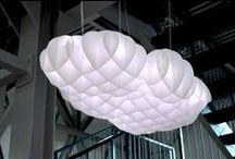LIGHTING DESIGN / Lighting pendants for interior design.