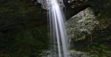 Waterfall / I can see my rainbow calling me Through the misty breeze Of my waterfall.  *Jimi Hendrix*