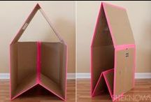Kids - DIY / Crafty looking finds that I think would make great DIY projects for kids rooms and nurseries, as well as fun everyday activities. Sometimes including tutorials and/or instructions. / by Heather Lisi