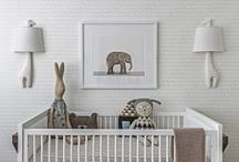 """Kids Rooms - Modernist Lite / I design spaces for kids. Some are what I call """"Modernist Lite"""". Sometimes clients don't know what that means, so this collection is a great way to communicate! / by Heather Lisi"""