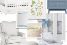nurseries and kid rooms