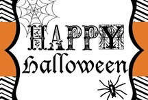 Halloween... / Inspiration For Celebrating Halloween...