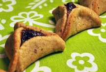 Purim / For Purim we're pinning hamentaschen recipes, costume ideas, books, crafts, and more fun items from around the Reform Movement and the Internet. Enjoy! / by Reform Judaism