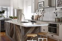 Kitchen / Inspiration For The Kitchen...