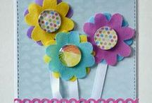 Flowering Glue Dots / Making flowers? Tissue paper, crepe paper, fabric, and ribbon make beautiful flowers with XL Glue Dots! Use your flowers to make headbands, pins, hair clips, or add to hats, bags, gifts, and more! Let your crafting room bloom all year long with flowers made with Glue Dots!