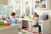 Home Office... / Inspiration For The Home Office...