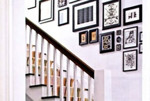 Stairwell... / Inspiration For The Stairwell...