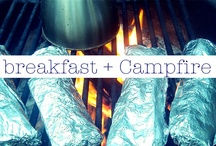 Camping... / Inspiration For Camping Trips...
