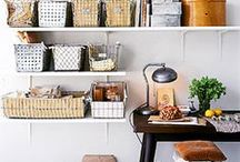 home (office/craft room) / www.fortandfield.com / hello@fortandfield.com / instagram: @fortandfield / by Jessica Cahoon / fort & field