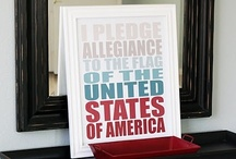 4th of July... / Inspiration For Celebrating Independence Day...