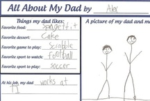 Father's Day... / Inspiration For Celebrating Dad...