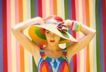 Trending - Rainbow Colours / by Heather Lisi