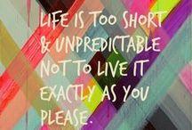 Words and Wisdom / by SparklesTam