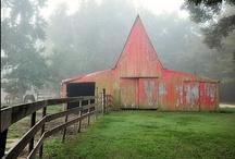 Barns / by Brenda Gauze