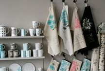 store display / by Jessica Cahoon / fort & field