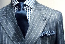 Men's Clothing Fan / by Elena Garcia