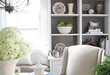 Dining Room / Inspiration For The Dining Room...