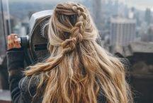 Hair / by Aneliesa + Huntleigh Co.