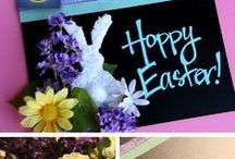 Easter Crafts & Decor / Entertain your kids or students with Easter crafts from Glue Dots! Our Easter board has crafts, free printables, home decor ideas, and more!