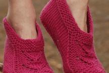 Socks and...