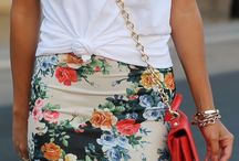 ⑊Summer Style Inspiration⑊ / A collection of images from Pinterest showcasing our favorite summer styles!