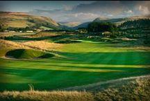 golf. / by Lauren Welch