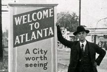 Old Atlanta / by Lola Stringer