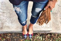 ⑊Fall Style Inspiration⑊ / A collection of images from Pinterest showcasing our favorite fall styles!