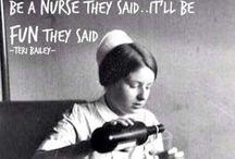 Nursing / by Mary Akers Stephens