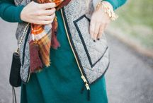 ⑊Winter Style Inspiration⑊ / A collection of images from Pinterest showcasing our favorite winter styles!