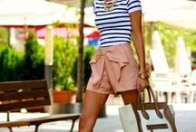 ⑊Spring Style Inspiration⑊ / A collection of images from Pinterest showcasing our favorite spring styles!