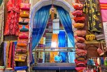 Amazing Markets / Colorful, quixotic markets from around the world