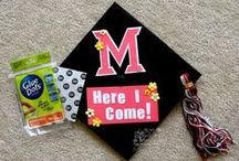 Graduation - party ideas, crafts, gifts, and more! / Whether you or someone you know is graduating from Middle School, High School, College or University, we have creative gift ideas, cards, and more! #graduation